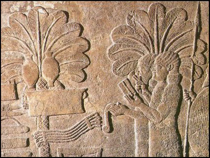 Relieve de Asiria