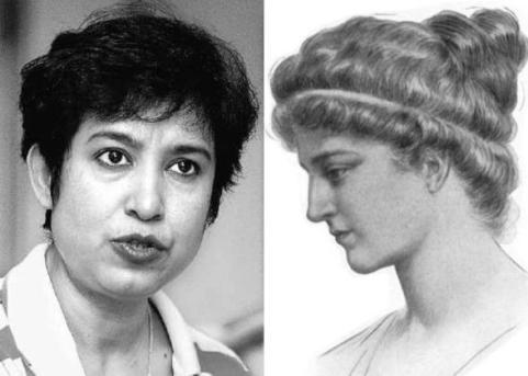 Taslima e Hipatia