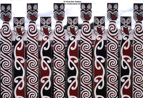 Maori arte