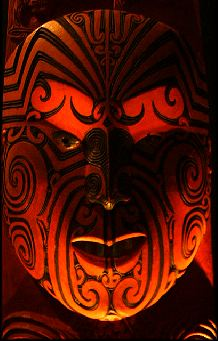 Maori carving2