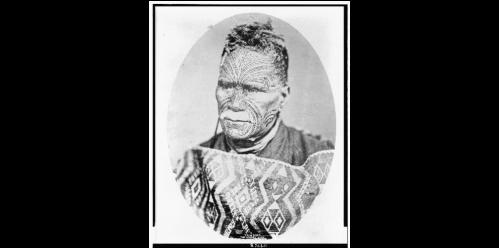 Rey maorí