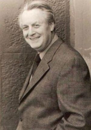 Isaías Lerner portrait
