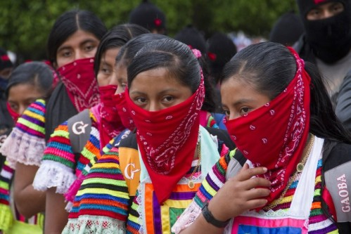 Ocosingo, Chiapas EZNL